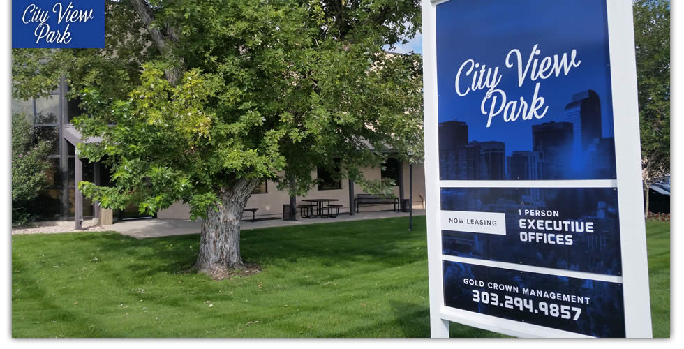 City View Industrial Business Park, centrally located at 58th & Franklin, Denver, Colorado